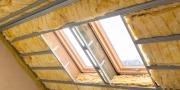 het dak wordt geisoleerd